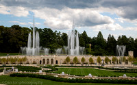 Longwood Gardens, grounds and main fountains
